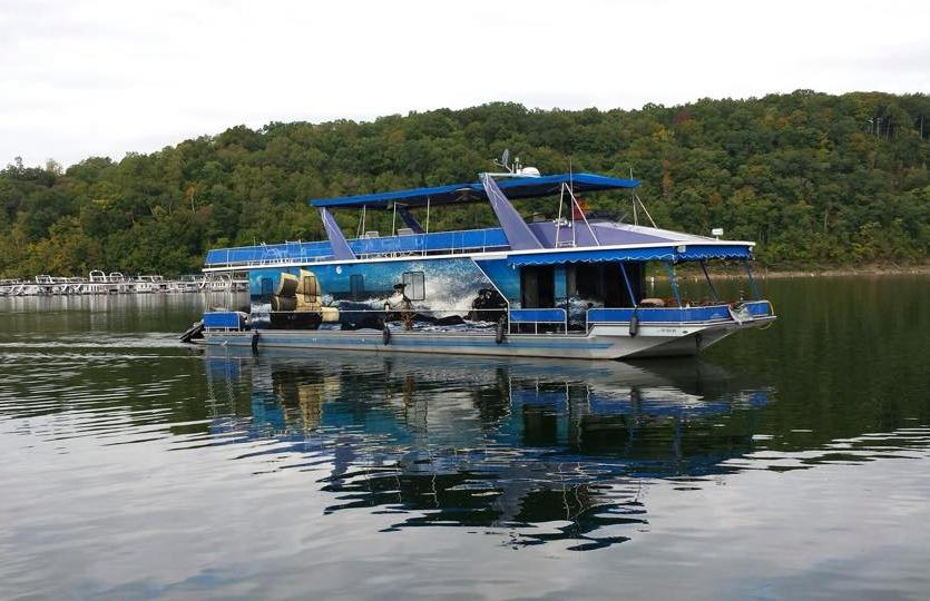 Carter Cove Graphics Photo Gallery - Houseboats graphics